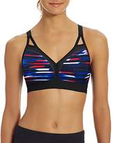 Champion Womens The Curvy Strappy Sports Bra