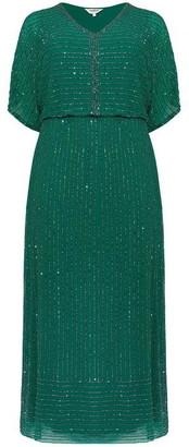 Studio 8 Hera Beaded Maxi Dress