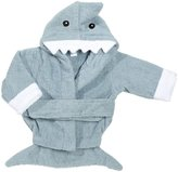 Baby Aspen Hooded Shark Towel - Let the Fin Begin - Blue