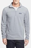 Patagonia Men's 'Micro D' Quarter Zip Front Pullover