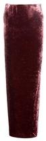 Haider Ackermann Velvet skirt