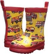 Hatley Fire Trucks Rain Boots (Toddler/Little Kid)