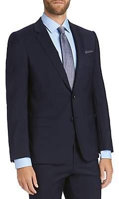 HUGO BOSS HUGO by Virgin Wool Slim Fit Suit Jacket, Navy