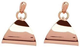 Oxford Posie Dropped Triangle Earrings