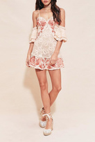 For Love & Lemons Mallorca Tank Dress