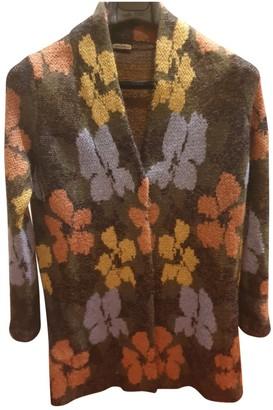 Maliparmi Multicolour Wool Jacket for Women