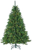 Sterling 6.5' Hard/Mixed Needle Wisconsin Spruce Artificial Christmas Tree
