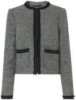 LK Bennett Holly Grey Jacket
