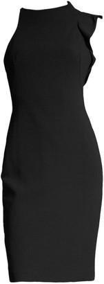 Black Halo Pabla Sheath Dress