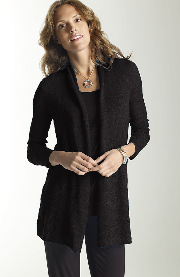 J. Jill Soft & light textured cardigan