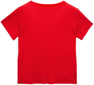 Enza Costa Pima Cotton-jersey T-shirt