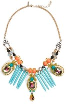 Topshop Women's Rio Statement Collar Necklace