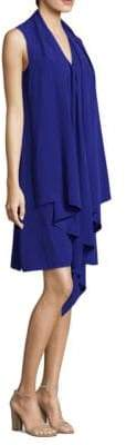 Derek Lam Silk Handkerchief Dress