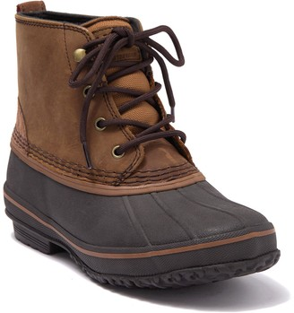 UGG Zetik Leather Waterproof Rain Boot