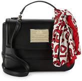 Love Moschino Women's Scarf Top Handle Bag