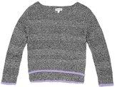Splendid Little Girl Marled Sweater