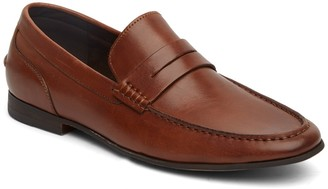 Kenneth Cole Reaction Crespo Leather Penny Loafer