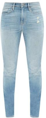 Frame L'homme Skinny-leg Jeans - Light Blue