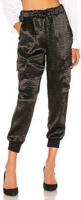 LnA Shine Cargo Pants