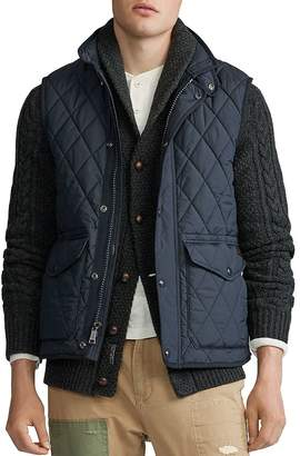 Polo Ralph Lauren The Iconic Quilted Vest