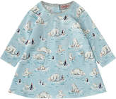 Cath Kidston Polar Bear Baby Girls Dress