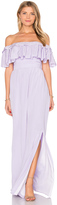 Jay Godfrey Stavro Maxi Dress