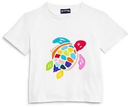 Vilebrequin Tortue Rainbow Turtle Graphic Tee - Little Kid, Big Kid