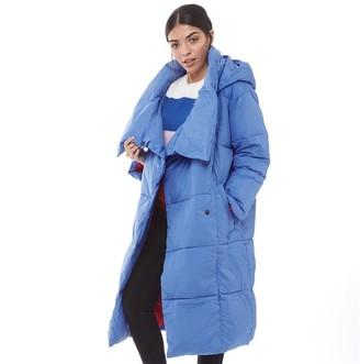 UGG Womens Catherina Puffer Jacket Deep Periwinkle