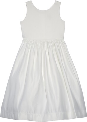 Us Angels Sleeveless Fit & Flare Dress