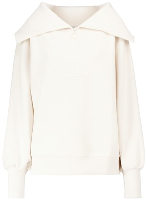 Varley Vine cotton-blend sweatshirt