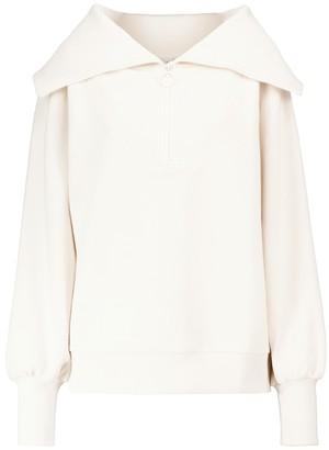 Varley Zine cotton-blend sweatshirt