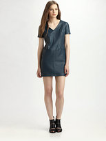 Yigal Azrouel Cut 25 by Leather Dress
