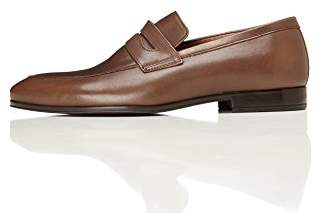 find. AMZ32/01, Men's Loafers Loafers, Brown (Brown), (44 EU)