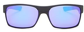 Oakley Men's Twoface Square Sunglasses, 59mm