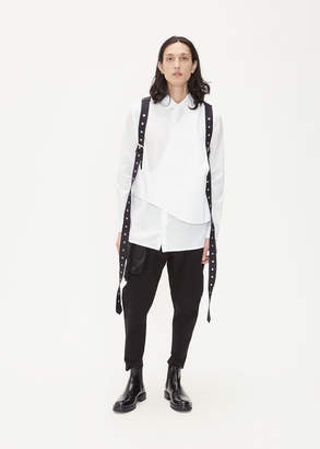 Alyx Cross Panel Button Up