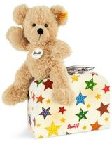 Steiff Fynn Teddy Bear & Suitcase