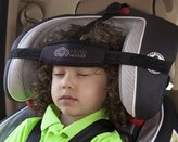 Head Hugger - Car Seat Head Support Device That Cradles the Head and Eliminates Pressure on the Neck