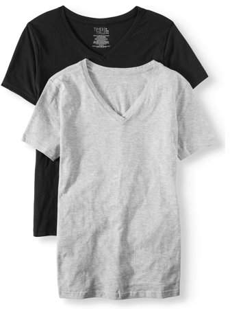 ce4314ea6cf0 Time and Tru Women's Tees And Tshirts - ShopStyle