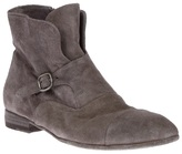 Officine Creative buckle detail ankle boot