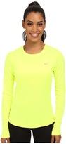 Nike Dri-FITTM Miler L/S Running Top