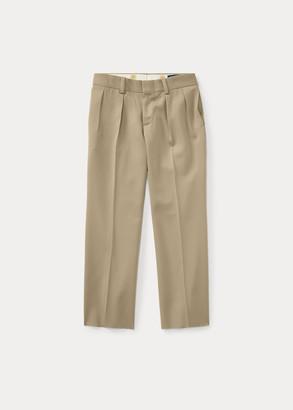 Ralph Lauren Wool Gabardine Trouser