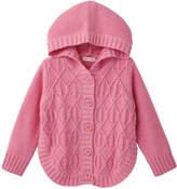 Joe Fresh Baby Girls' Hooded Cardi, Pink Mix (Size 18-24)