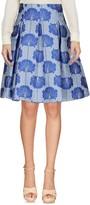 P.A.R.O.S.H. Knee length skirts - Item 35355446