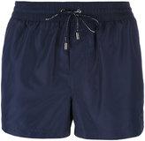 Dolce & Gabbana drawstring swim shorts - men - Polyester - 3
