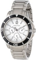 Nautica Unisex N19593G NCS 450 Tobago Classic Analog with Enamel Bezel Watch