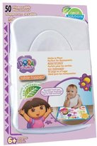 Neat Solutions Table Topper with Travel Case - Dora the Explorer - 50 ct