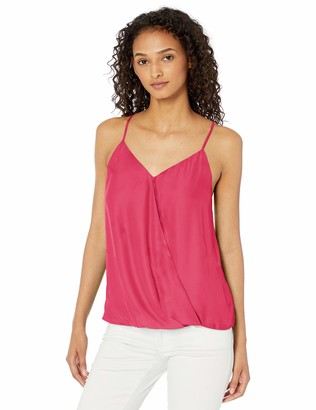 Parker Women's Harlow Sleeveless Wrap Front Top