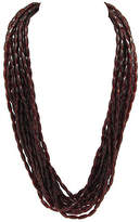 One Kings Lane Vintage Cherry Amber Bead Necklace