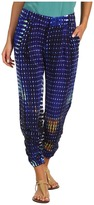 Parker Rouched Pant (Galaxy) - Apparel