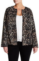 Lafayette 148 New York Leo Jacket (Plus Size)